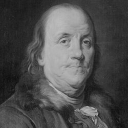 portarit of Ben Franklin