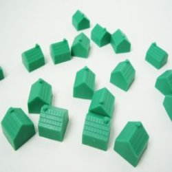 monopoly houses